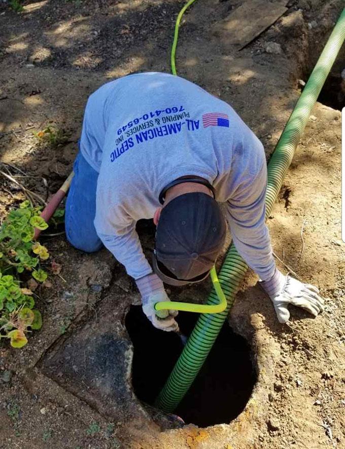 Septic Pumping Escondido